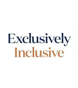 exclusively-inclusive